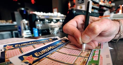 Right numbers wrong lotto: Woman 'loses' €8m