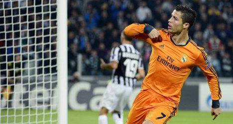 Ronaldo eyes Champions League goal record