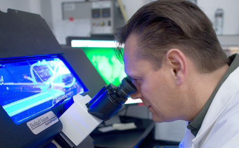 Germans 'cut HIV out of infected cells'