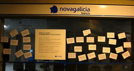 Venezuela's Banesco buys failed Spanish bank