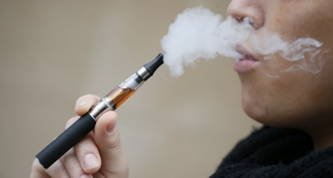 Spain bans e-cigarettes in public spaces