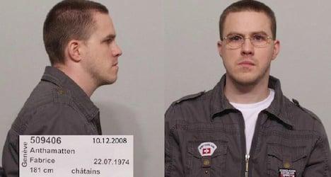Inmate 'admits' to killing Geneva prison therapist
