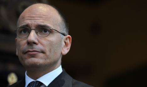 Letta faces confidence vote post-Berlusconi