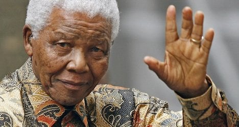 Italy reacts to death of Mandela