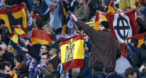 'We don't want Nazi fans in stadium': Real Madrid