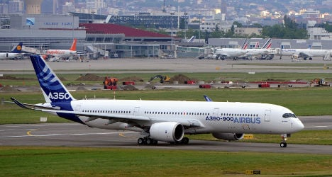 Airbus-maker EADS set to cut 1,000 French jobs