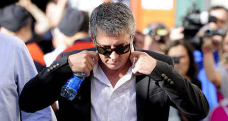 Police deny Messi's dad linked to drug money