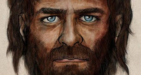 Blue-eyed caveman from Spain rewrites prehistory