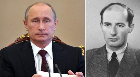 Putin snubs Wallenberg family's plea: 'too busy'