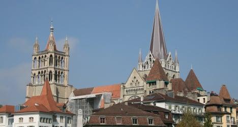 Lausanne cracks top ten list of expensive cities