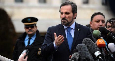 Syria foes note progress in Geneva peace talks