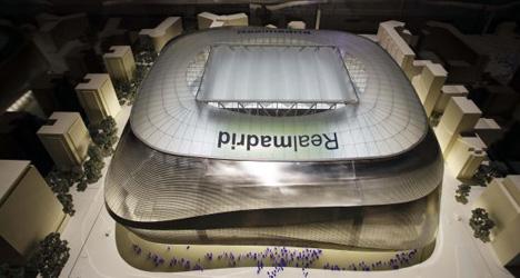 Barça fans to design Real Madrid's new stadium