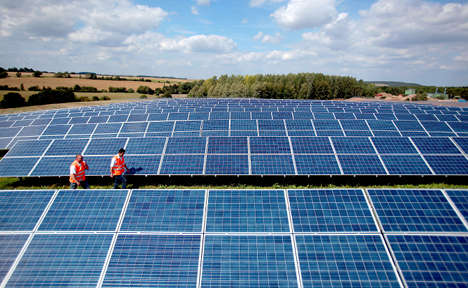 Solar energy jobs halve in two years