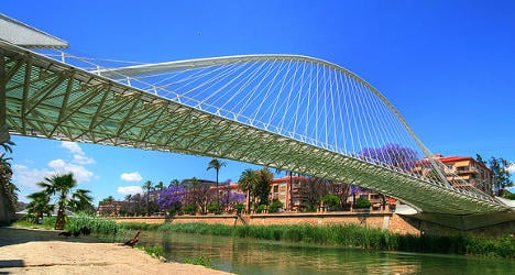 Spain's super-architect slips up again