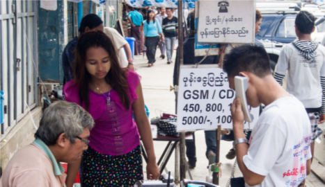 Telenor strikes $1bn Myanmar deal