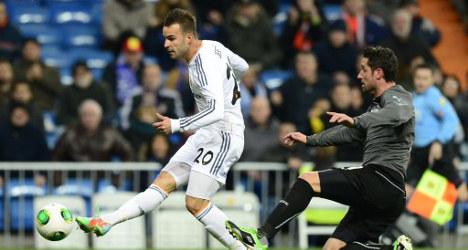 Jesé strike sends Real Madrid into Cup semis