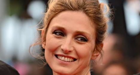 Hollande's 'mistress' gets French Oscar nomination