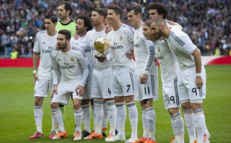 Ronaldo parades Ballon d'Or ahead of Real win