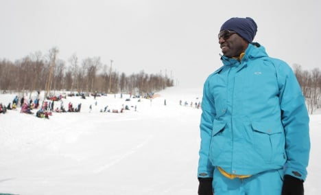 Big Steve brings northern Sweden to YouTube