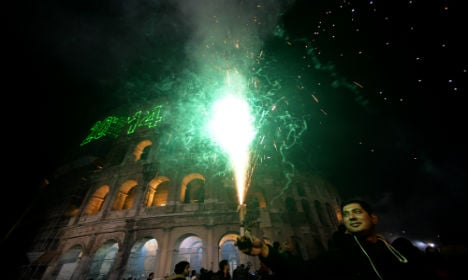 Injury toll from Italy fireworks falls sharply