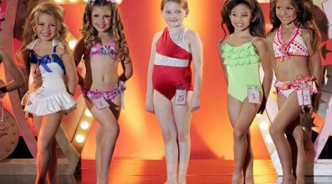French MPs ban beauty contests for under-13s