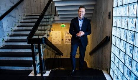 Beleaguered TeliaSonera announces profit tumble