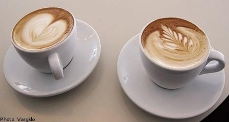 Man offers burglar coffee after botched break-in
