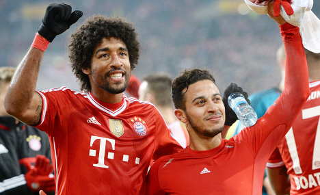 Bayern leave it late to keep unbeaten record