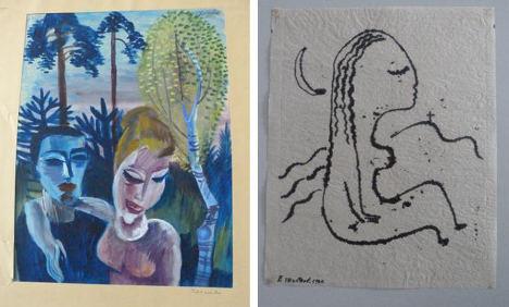 Germany doubles funding to return Nazi art