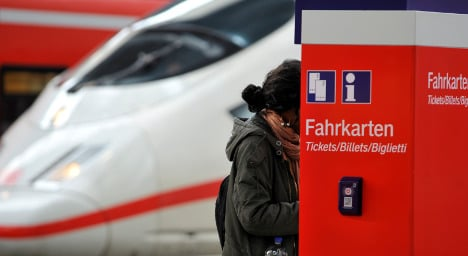 Watchdog probes Deutsche Bahn tickets