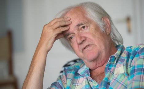 'I have cancer': Wallander author Henning Mankell