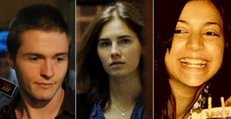 Knox and Sollecito face Kercher murder verdict