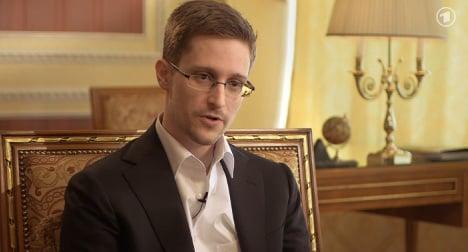 Snowden: NSA spies on German industry