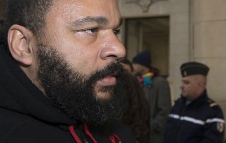 Dieudonné: Cops 'find €660,000' stash at home