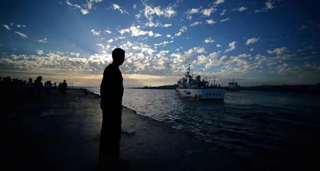 War and dictators prompt surge in migrants to Italy