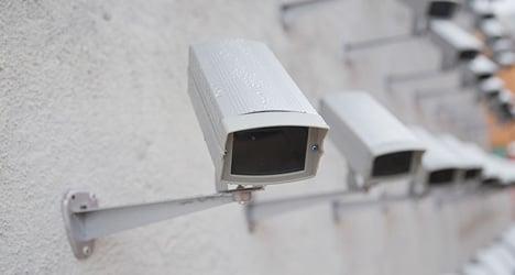 Spanish 'Banksy' exposes CCTV hysteria