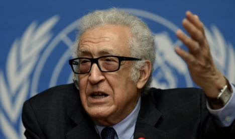 Acrimony plagues Geneva Syria talks