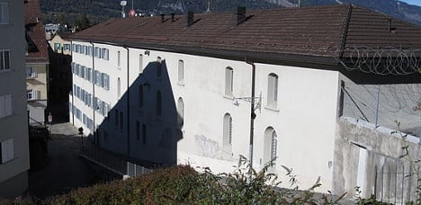 Swiss prisons bursting as convict numbers soar