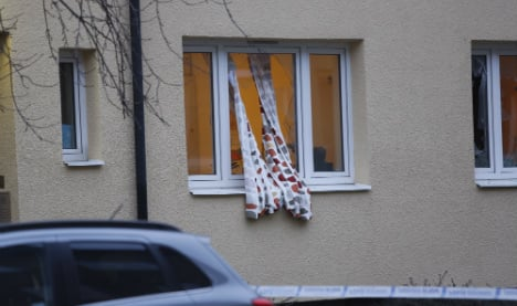 Grenade explodes as kids sleep in Malmö flat