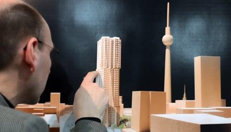 Alexanderplatz to get Germany's tallest flats