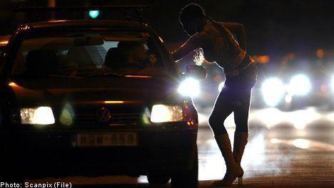 Swedes slam Amnesty's 'legalize prostitution' bid