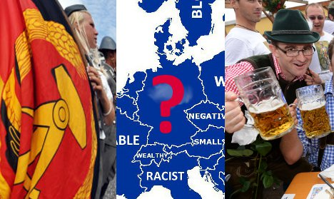 Ten things Google tells you about Germany