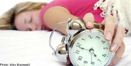 Swedish scientists: Sleep protects your brain