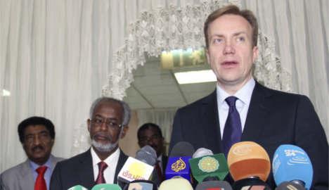 Brende warns of 'shaky' Sudan ceasefire