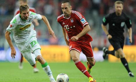 Bundesliga scores record profit