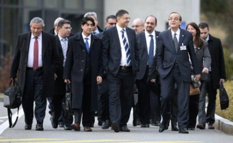 Syria peace talks to focus on prisoner releases