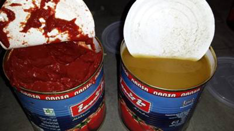 Heroin worth €21.5m found in tomato cans