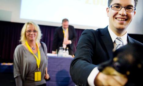 Defector accuses Sweden Dems of funding fraud
