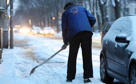 Man freezes to death, temperatures hit -20C