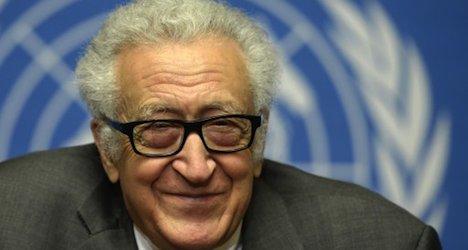 Veteran UN mediator stays patient over Syria